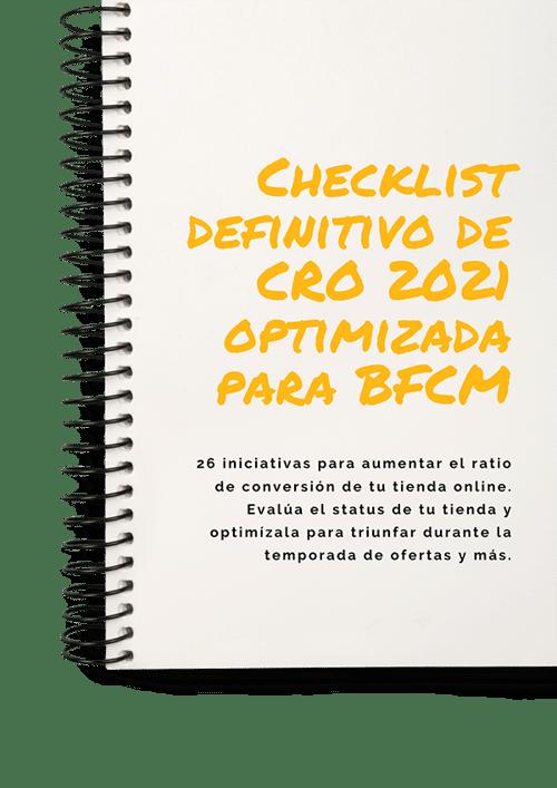 Checklist con acciones de CRO táctico para optimizar tu tienda online para BFCM-3