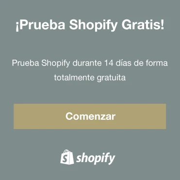 prueba shopify gratis webmefy