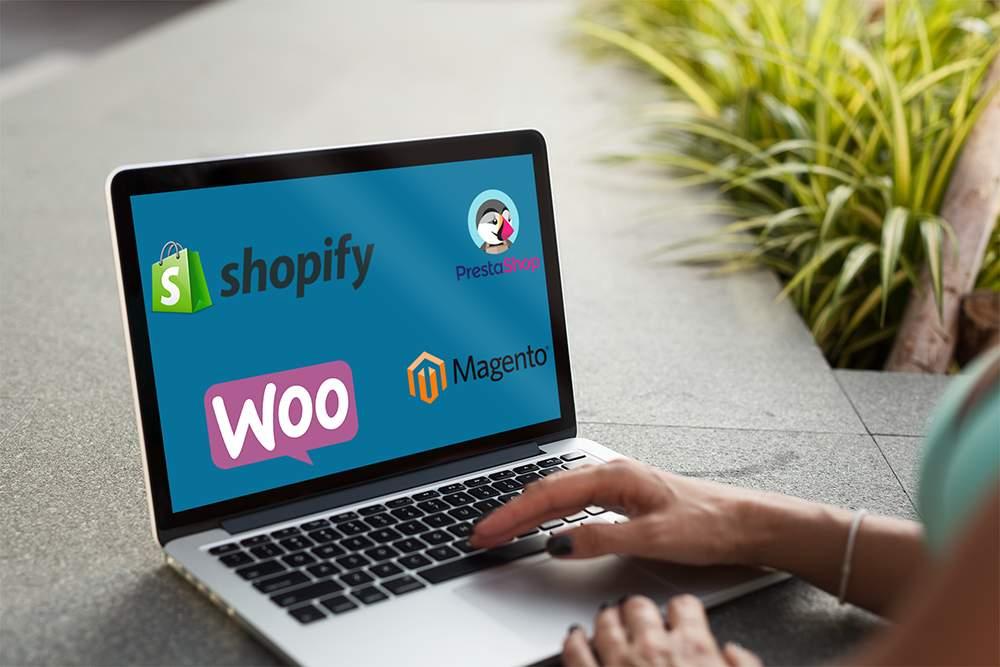 Shopify vs Prestashop vs Magento: ¿Cuál es la Mejor Plataforma de e-Commerce para Crear una Tienda Online?