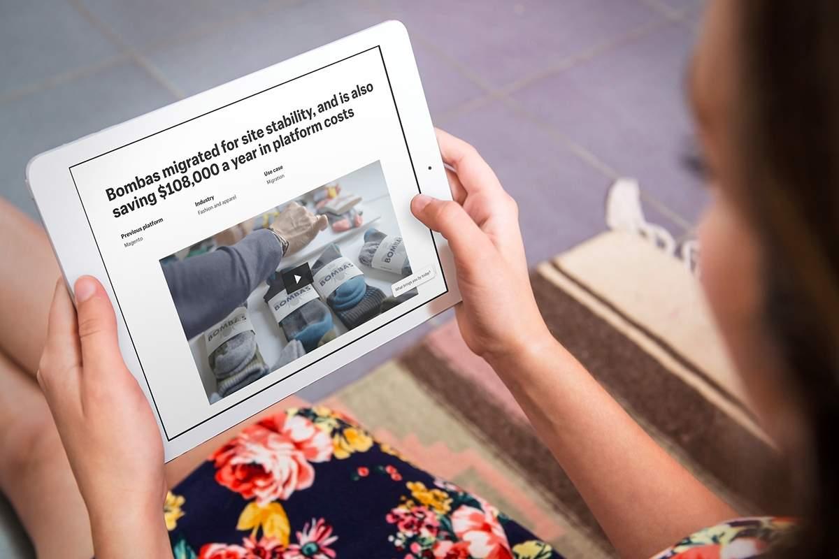 Migrar de Magento a Shopify, caso de éxito
