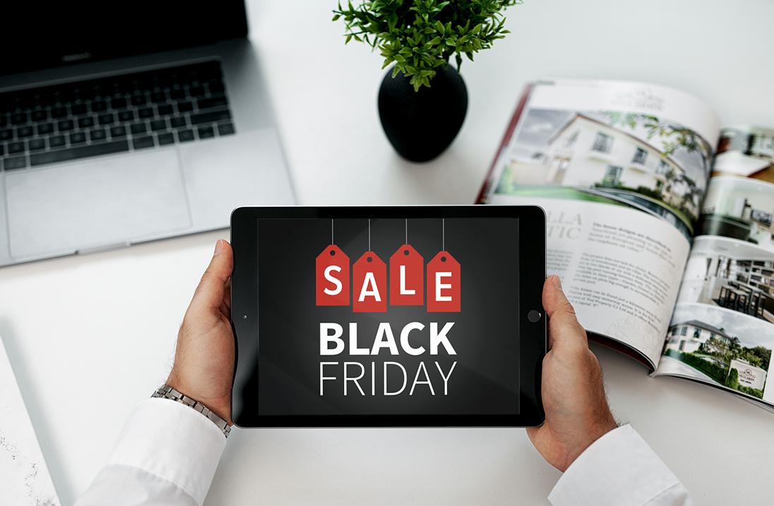 ¿Cómo preparar tu tienda online para el Black Friday 2020?