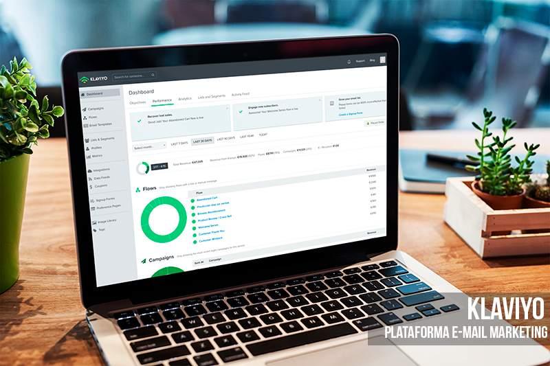 Klaviyo: e-mail marketing de alto nivel en tu tienda online (Parte 1 de 2)