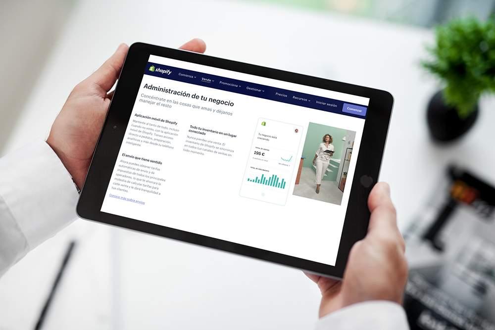 Migrar tu tienda online a Shopify: ¿qué debes tener en cuenta?